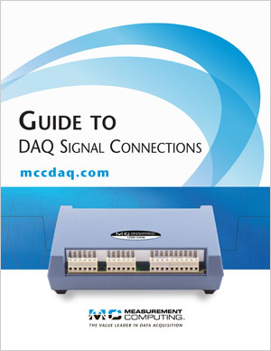 Guide to DAQ Signal Connections