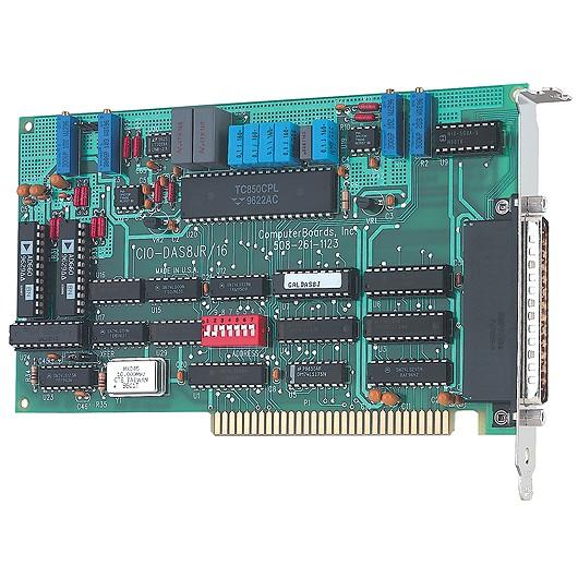CIO-DAC02 InstaCal Computerboards 2 analog 12 bit card