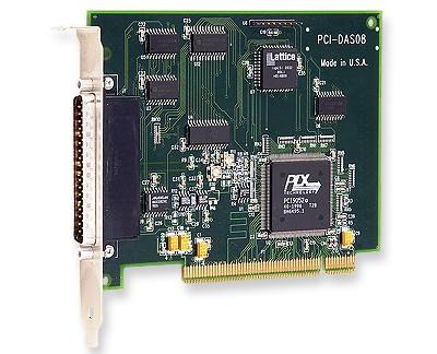 PCI-DAS08