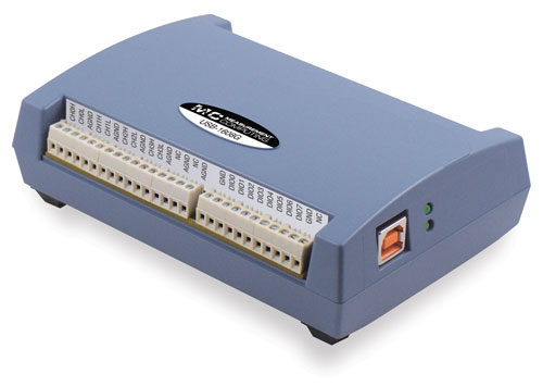 Data Acquisition Usb : Usb bit high speed multifunction daq devices