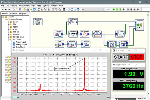 DASYLab® 2016 Software
