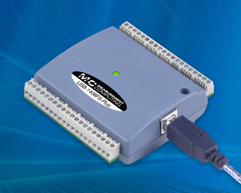 New MCC USB DAQ from $189 | Python Developer\'s Journal